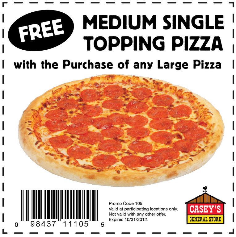 Caseys coupon code